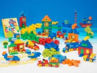 View Instructions For 9090-1 - Large DUPLO Basic Set