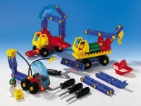 View Instructions For 9122-1 - LEGO DUPLO Toolo Vehicles