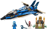 View Instructions For 9442-1 - Jay's Storm Fighter