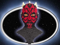 View Instructions For 10018-1 - Darth Maul Bust