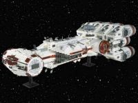 View Instructions For 10019-1 - Tantive IV™ / Rebel Blockade Runner™