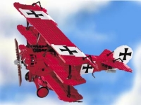 View Instructions For 10024-1 - Red Baron
