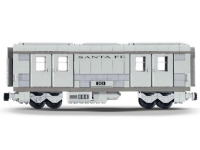View Instructions For 10025-1 - Santa Fe Cars Set I