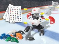 View Instructions For 10127-1 - NHL Action Set with Stickers