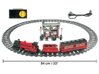 View Instructions For 10132-1 - Motorized Hogwarts Express