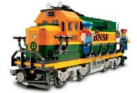 View Instructions For 10133-1 - BNSF GP-38 Locomotive