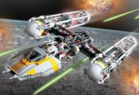 View Instructions For 10134-1 - Y-wing Attack Starfighter™