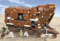 View Instructions For 10144-1 - Sandcrawler