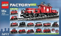 View Instructions For 10183-1 - Hobby Train Set