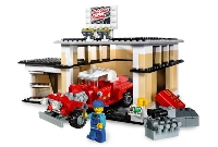 View Instructions For 10200-1 - Custom Car Garage