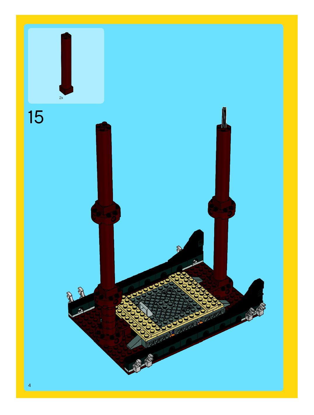 lego imperial flagship instructions