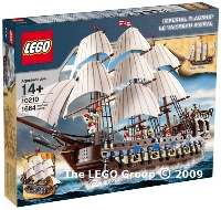 View Instructions For 10210-1 - Imperial Flagship