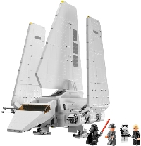 View Instructions For 10212-1 - Imperial Shuttle