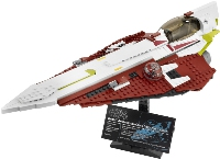 View Instructions For 10215-1 - Obi-Wan's Jedi Starfighter