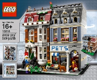 View Instructions For 10218-1 - Pet Shop