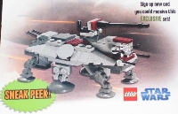 View Instructions For 20007-1 - Republic Attack Cruiser