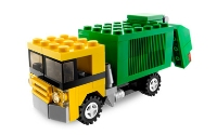 View Instructions For 20011-1 - Garbage Truck