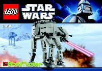View Instructions For 20018-1 - MINI AT-AT Walker