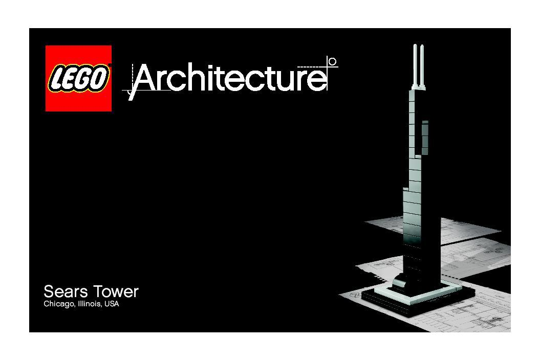 Instructions For 21000 1 Sears Tower Bricksgz