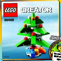 View Instructions For 30009-1 - Christmas Tree Polybag