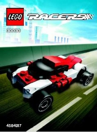 View Instructions For 30030-1 - Tiny Turbo Rally Raider