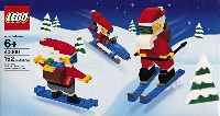 View Instructions For 40000-1 - Cool Santa Set