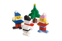 View Instructions For 40008-1 - Snowman Building Set