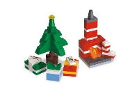 View Instructions For 40009-1 - Holiday Building Set