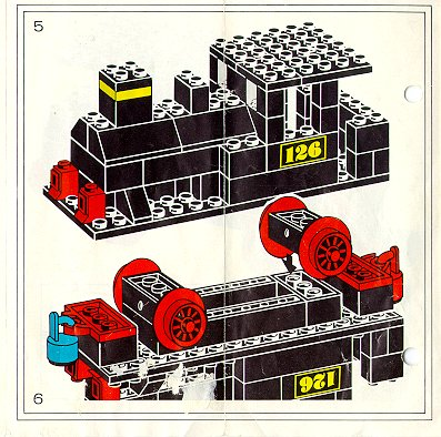 Instructions For 126 1 Steam Locomotive Push Bricksgz