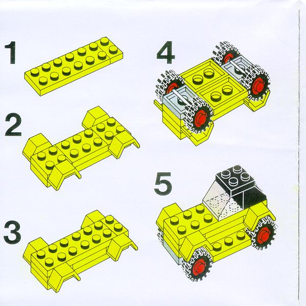 Instructions For 167 1 Loading Ramp And Car Transport Wagon