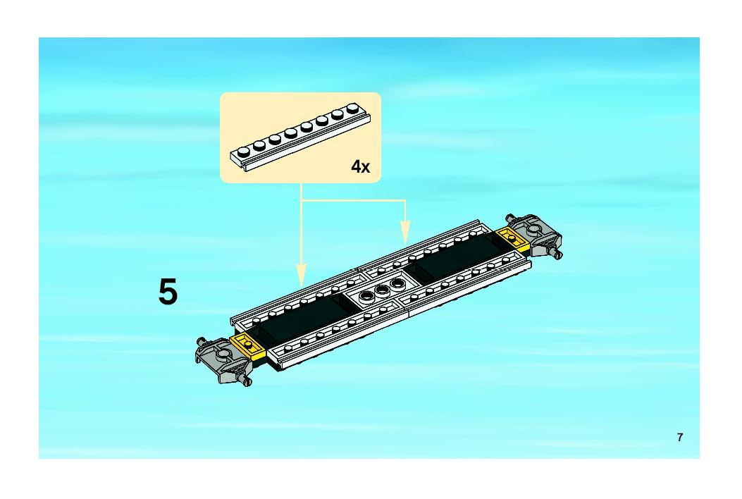 Instructions For 3222 1 Helicopter And Limousine Bricksgz