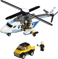 View Instructions For 3658-1 - Police Helicopter