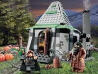 View Instructions For 4754-1 - Hagrid's Hut