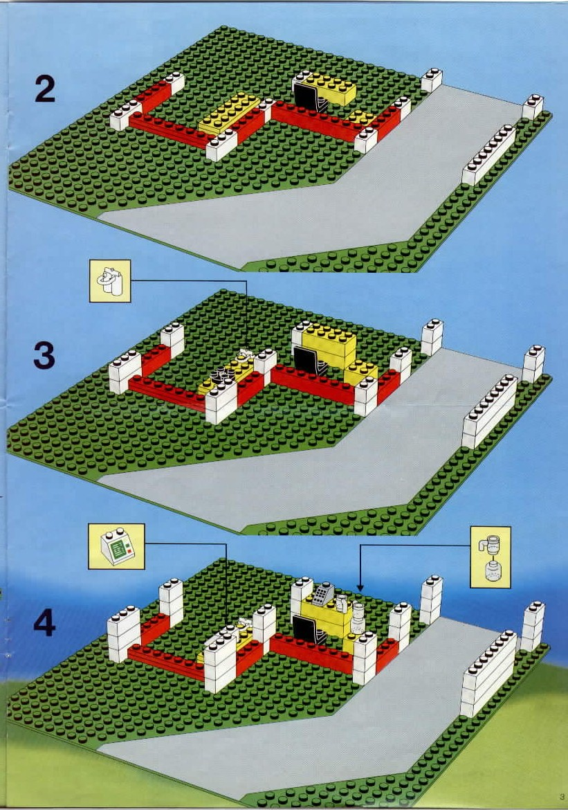 Instructions For 6380 1 Emergency Treatment Center Bricksgz