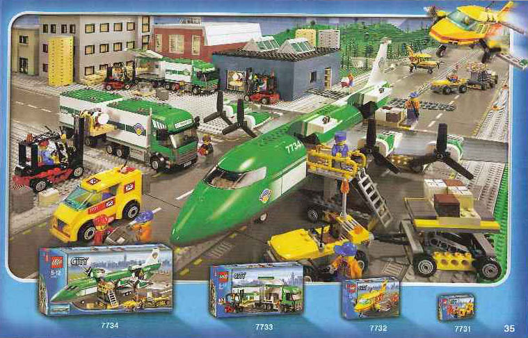 Instructions For 7741 1 Police Helicopter Bricksgz