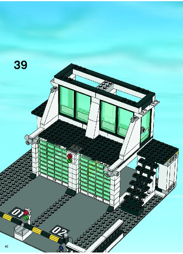 Lego Police Station Instructions 7744 Image Collections Form 1040